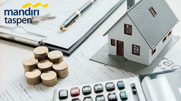 Biaya Pinjaman Bank Mandiri Taspen 2021