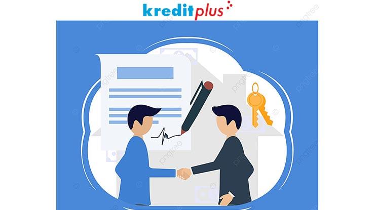 Pengajuan Kreditplus Offline
