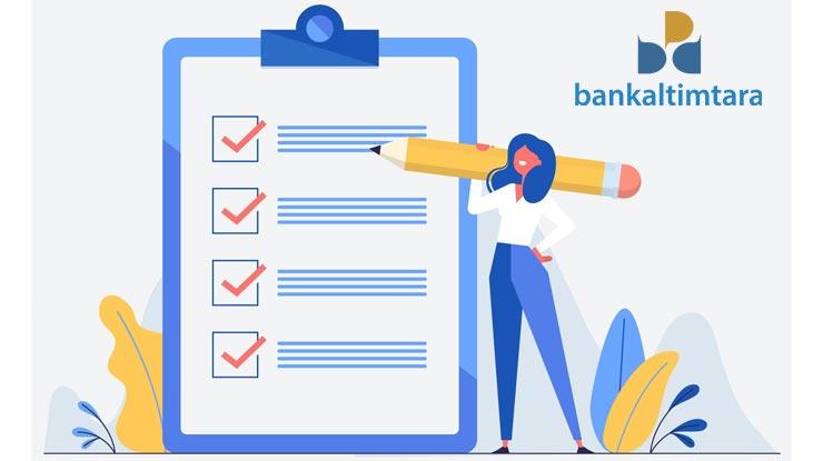 Syarat Kur Bank Kaltimtara 2021