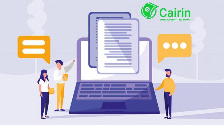Syarat Membatalkan Pinjaman Online Cairin
