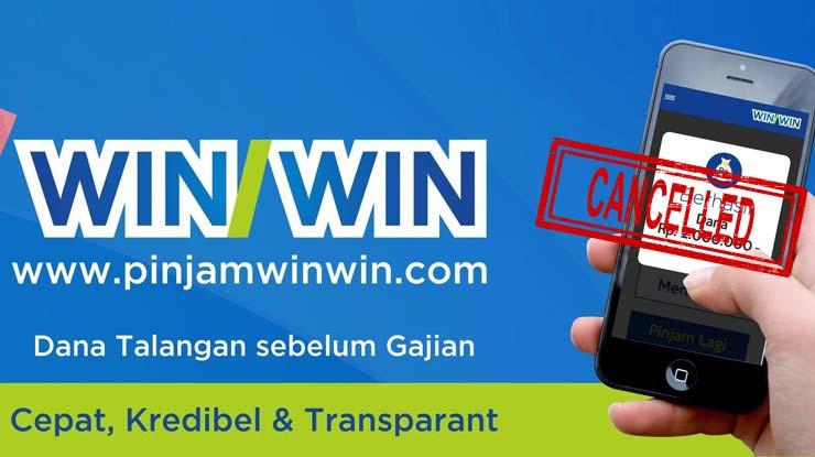 Syarat Membatalkan Pinjaman Winwin
