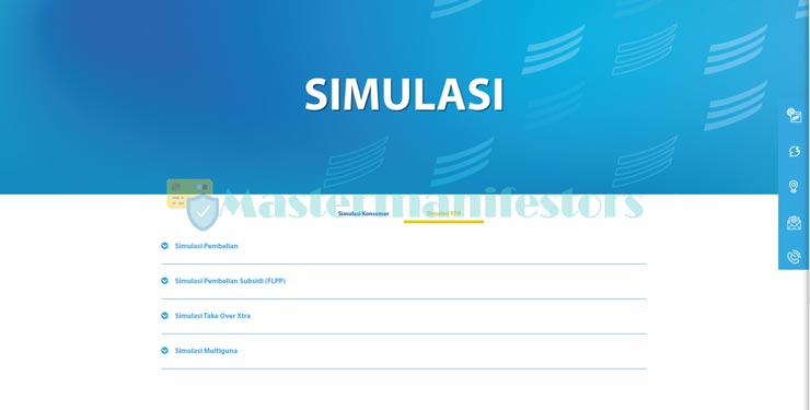 1 Kunjungi Website Simulasi Angsuran Kpr Bjb