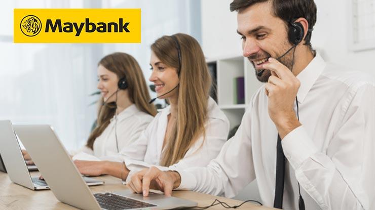 Call Center Maybank