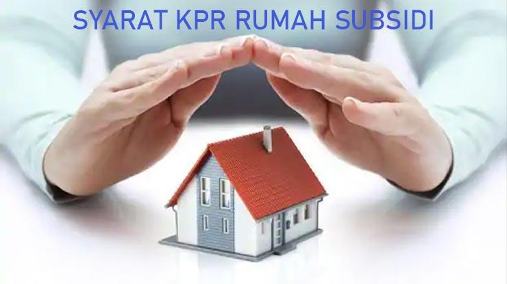 Syarat Kpr Rumah Subsidi V2