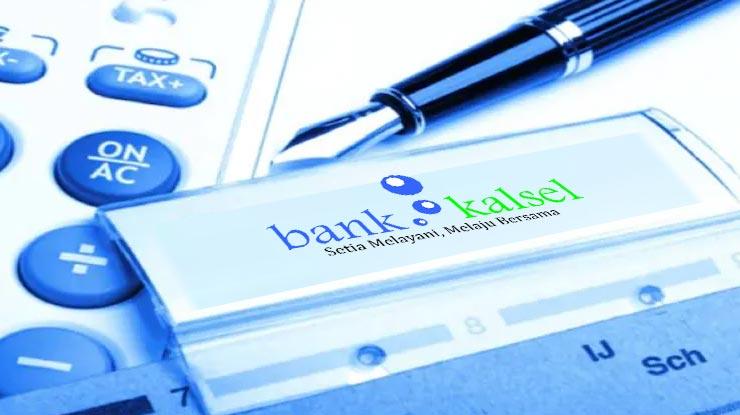 Biaya Kur Bank Kalsel 2021
