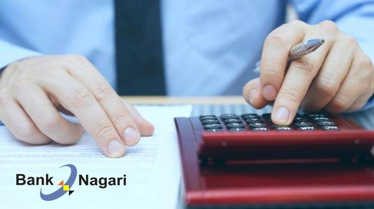 Biaya Kur Bank Nagari 2021
