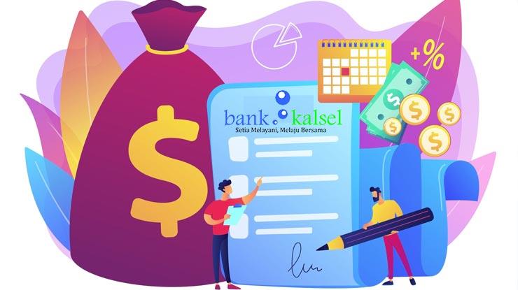 Bunga Kur Bank Kalsel 2021