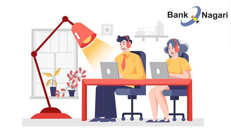 Call Center Bank Nagari