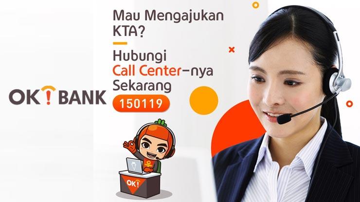 Call Center Ok Bank