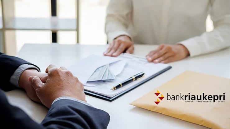 Pengajuan Pinjaman Bank Riau Kepri