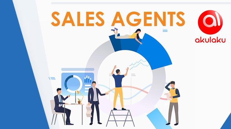 1 Sales Agent Akulaku