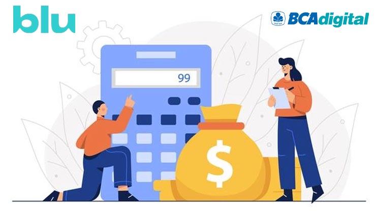 Biaya Rekening Blu BCA