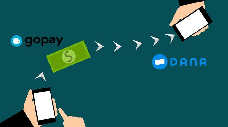 Biaya Transfer GoPay ke Dana