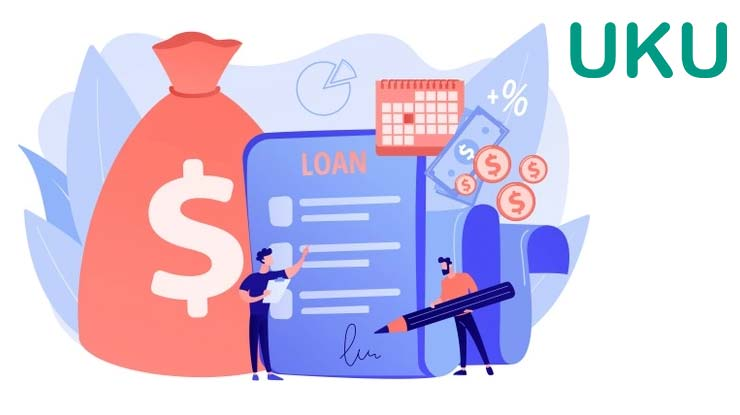 Bunga dan Biaya Pinjaman Online UKU