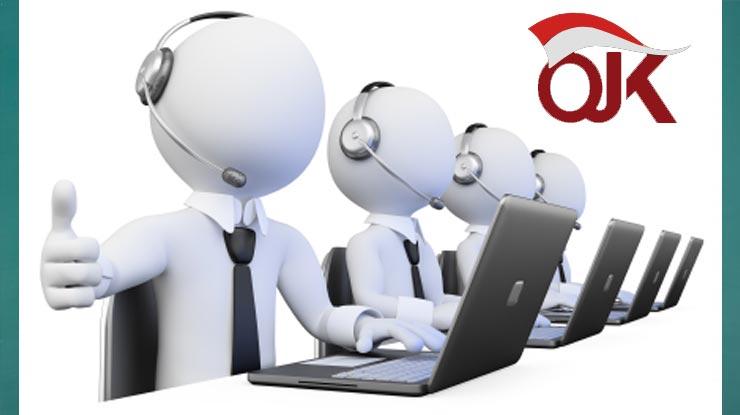 Call Center OJK