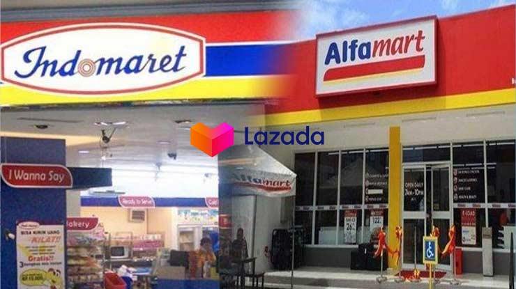 Cara Bayar Lazada Paylater di Alfamart Indomaret