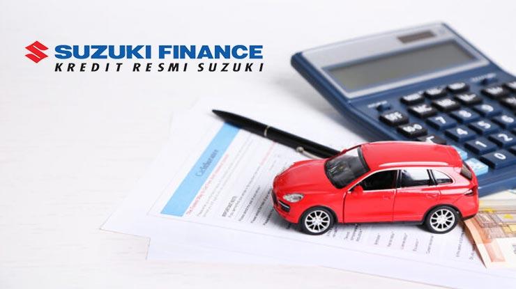 Bunga Angsuran Suzuki Finance