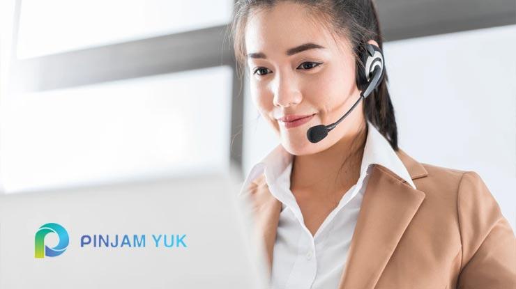 Call Center Pinjam Yuk