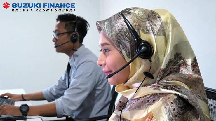 Call Center Suzuki Finance