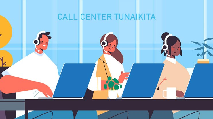 Call Center TunaiKita