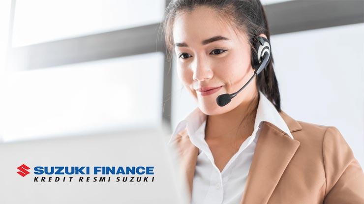 Cara Cek Lewat Call Center Suzuki Finance