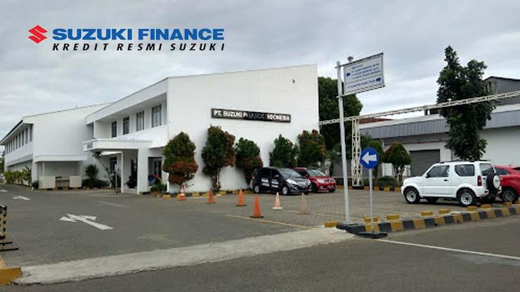 Cara Cek Via Kantor Suzuki Finance