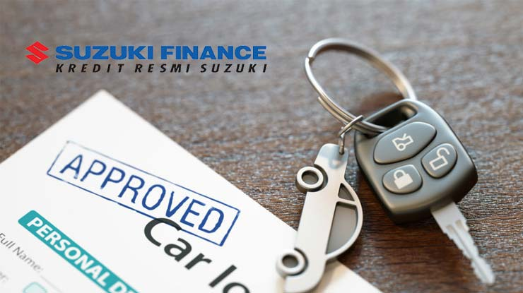 Syarat Suzuki Finance