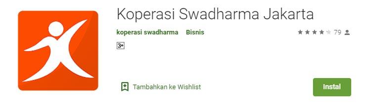 3. Koperasi Swadharma