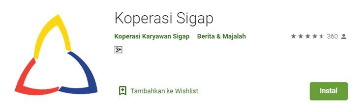 4. Koperasi SIGAP Prima Astrea