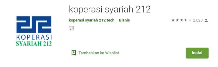 5. Koperasi Syariah 212