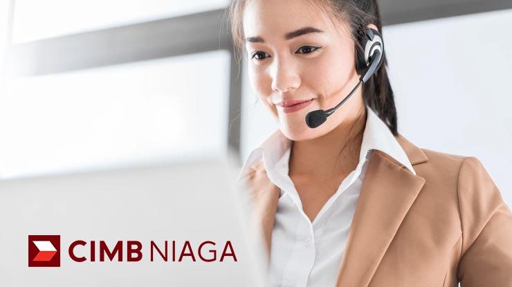Cara Blokir Lewat Call Center CIMB Niaga