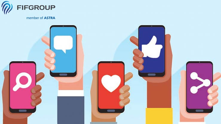 Cek Angsuran Lewat Sosial Media